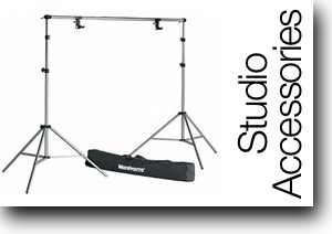 Flash & Lighting Equipment